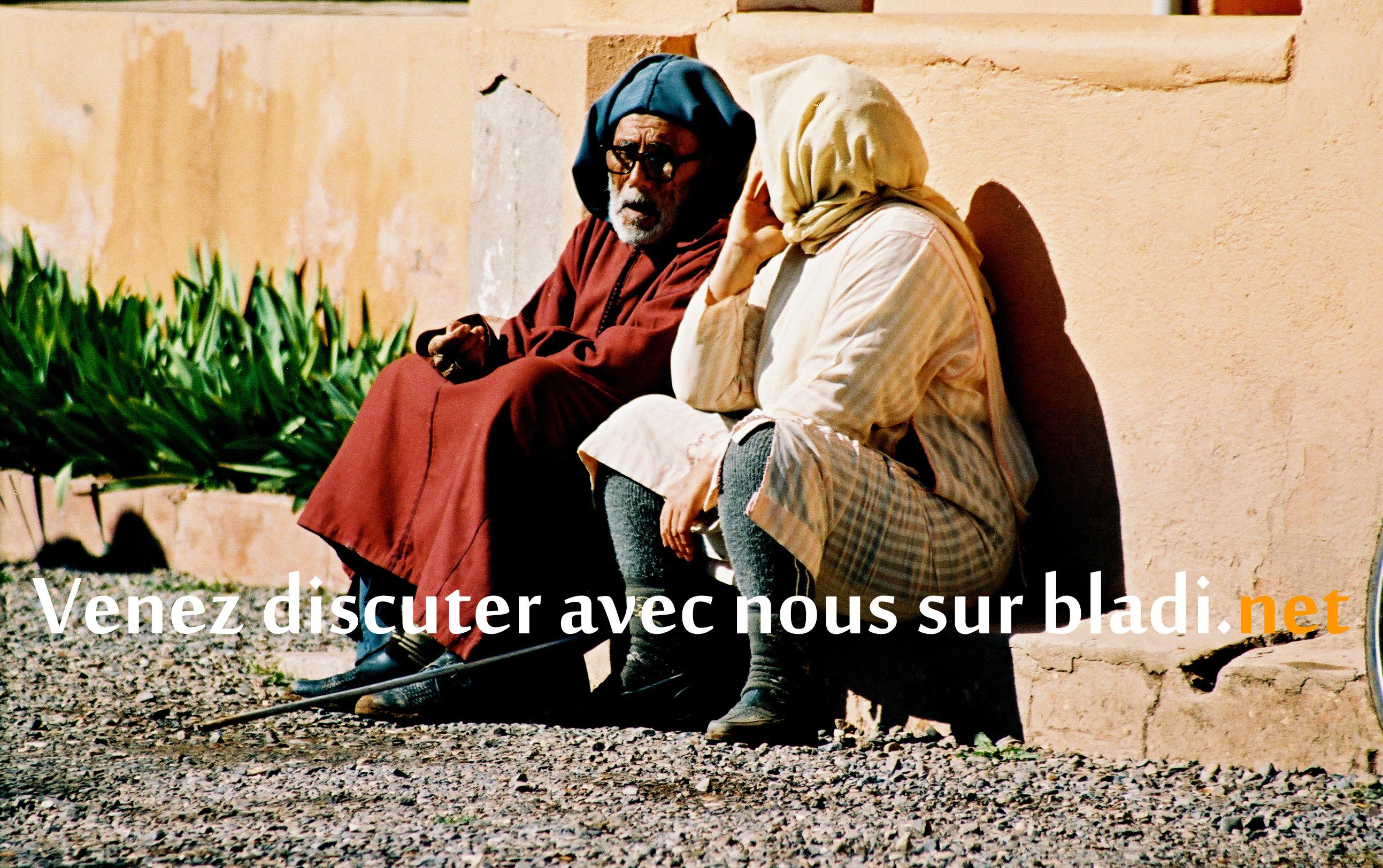 Chat maroc bnat